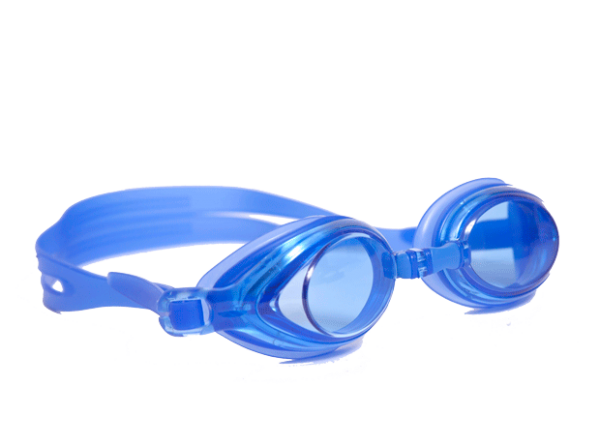 positive prescription swim goggles